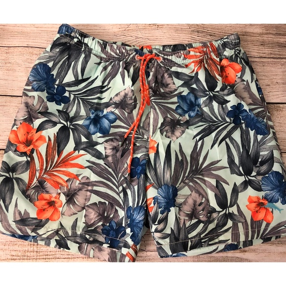 Tommy Bahama Other - Tommy Bahama Large Relax Swim Trunks Board Shorts